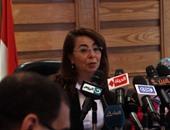 وزيرة التضامن تتوجه لمحافظة المنيا للقاء أسر ضحايا حادث ليبيا