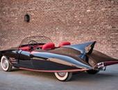 """سيارة """"بات مان"""" الأصلية موديل 1963 تُباع فى مزاد بـ137 ألف دولار"""