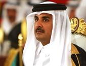 """""""زفة طهور بن موزة"""".. مغردون يسخرون من تميم بعد وصوله قطر"""