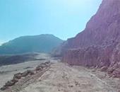 """أحد المشارك فى تنفيذ """"الجلالة"""": 90 شركة ساهمت فى الإنشاء الطريق بطول 82 كيلو"""