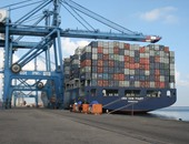 ميناء دمياط يستقبل 4 سفن حاويات وبضائع عامة خلال 24 ساعة