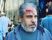 """محمد رضوان """"سلفى"""" فى فيلم اشتباك و""""بلطجى"""" فى مسرحية غيبوبة"""