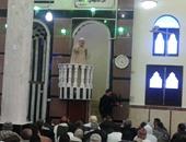 """""""واجبنا نحو القران الكريم"""".. خطبة الجمعة بمساجد السويس"""