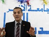 """بالفيديو.. رئيس جامعة الازهر لـ""""الطلاب"""": الغرب يطبق تعاليم القرآن لمواجهة المسلمين"""