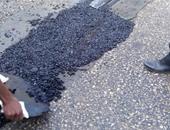 المرور تعيد فتح كورنيش المعادى بعد الانتهاء من رفع أجسام معدنية