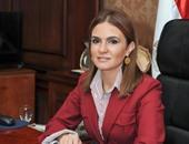 وزيرة التعاون الدولى تغادر الكويت متجهة إلى الإمارات بعد زيارة استمرت يومين