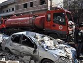 """مصادر: """"داعش"""" وراء تفجير سيارة مفخخة بمدينة الباب و35 مدنيًا ضمن الضحايا"""