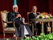 بالصور.. شيخ الأزهر تعليقا على تجديد الخطاب الدينى: يجب إصلاح التعليم فى مصر