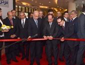 بالصور.. السيسى يفتتح معرض القاهرة الدولى للاتصالات وتكنولوجيا المعلومات