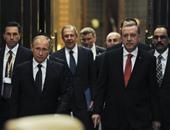 مصادر إعلامية: إعادة تطبيع العلاقات الروسية التركية عبر مباراة كرة قدم نهاية الشهر المقبل