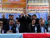 رئيس جامعة الأزهر يشارك بماراثون مكافحة الفساد