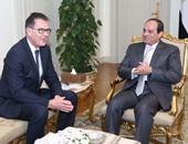 وزير الاقتصاد الألمانى: دور مصر حيوى فى تحقيق استقرار الشرق الأوسط