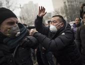 بالصور.. مشاحنات مع بدء محاكمة محامى صينى معارض