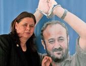 فدوى البرغوثى: إسرائيل تمنع أى اتصال مع المعتقلين المضربين عن الطعام