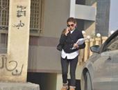 محامى الفنانة زينة يقدم للمحكمة تحريات جديدة حول مصادر دخل أحمد عز