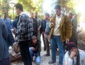 """""""شركة بن لادن"""" تفصل عمالا مصريين.. والقوى العاملة: لن يغادروا دون مستحقاتهم"""