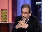 خالد يوسف: اعتذار أحمد موسى لى لا يعطينى حق طى صفحة اتهاماته الباطلة