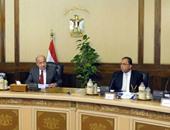 غداً.. الحكومة تناقش الأوضاع الأمنية وبرنامجها فى اجتماعها الأسبوعى
