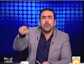 """بالفيديو..""""الحسينى"""" يستنكر القبض على أعضاء 6 أبريل..ويؤكد:""""الأمن يصدر الهلع والخوف"""""""