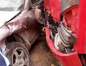 الدفاع المدنى الأردنى: إصابة 12 عاملا مصريا فى حادث تصادم بمأدبا