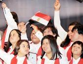 صالون سلوى علوان يعقد مؤتمرا صحفيا لإعلان تفاصيل مسابقة لذوى الاحتياجات الخاصة