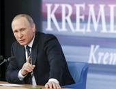 فلاديمير بوتين يكرم الجنود الروس العائدين من سوريا