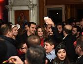 التايمز: الأسد يفتتح معرضا دوليا فى دمشق لأول مرة منذ 5 سنوات