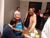 الداخلية: علاج 201 مواطنا وسجينا في الجيزة بالمجان