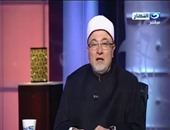 """خالد الجندى: """"مش عيب يكون الراجل ابن أمه والناس فاكراها سبة"""""""
