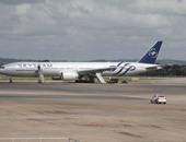 فرنسا تفتح تحقيقا فى انفجار محرك طائرة ركاب وهبوطها اضطراريا بكندا