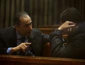 """تأجيل محاكمة علاء وجمال مبارك فى """"التلاعب بالبورصة"""" إلى 6 أغسطس"""