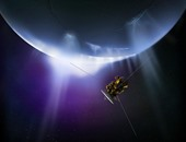 مركبة الفضاء كاسينى تبدأ المرحلة النهائية من رحلتها بكوكب زحل قبل تدميرها