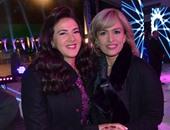 تكريم سيمون وسيد رجب وسامح عبدالعزيز عن مسلسل بين السريات بحفل نجوم الدراما