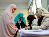 """لجان الانتخابات تستقبل الناخبين لليوم الثانى بدوائر """"الإعادة"""" الأربع"""