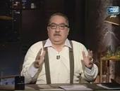 """إبراهيم عيسى بـ""""القاهرة والناس"""": مسئولون اتصلوا بالنواب لضمهم لـ""""دعم مصر"""""""
