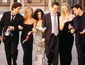 """رواد مواقع التواصل يتمنون ارتباط """"كوكس"""" و""""بيرى"""" نجمى مسلسل Friends"""""""""""