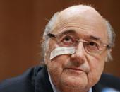 50 ألف يورو تكلفة طعن بلاتر ضد قرار إيقاف الفيفا