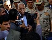 محافظ القاهرة يتفقد اللجان الانتخابية بمدرسة البهية الإعدادية بالسيدة زينب