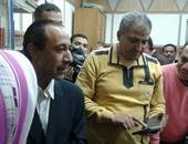 بالصور.. عصام الأمير يوجه الشكر لقطاعات ماسبيرو المشاركة فى تغطية الانتخابات