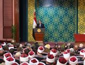 اليوم.. الرئيس يبعث برسائل مصر للسلام فى الاحتفال بالمولد النبوى