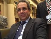بالفيديو .. رئيس اللجنة الانتخابية لاتحاد الكرة يطرد ماجدة محمود خارج القاعة