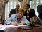 """برلمانية """"مصر الحديثة"""": """"دعم مصر"""" يسعى لثورة تشريعية بالتعليم والصحة والاستثمار"""