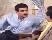 """شاهد.. أحمد عبد العزيز يواجه هادى الجيار فى """"المال والبنون"""""""