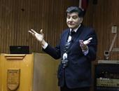 """بالصور..العالم محمد النشائى يطالب بتغيير اسم مفاعل الضبعة إلى """"جمال عبد الناصر"""""""