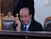 """وصول هيئة محاكمة المتهمين بقضيتى """"الرصد والردع"""" و""""نبيل فراج"""" لبدء الجلسة"""