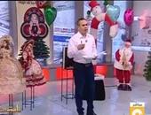 بالفيديو.. القرموطى يحتفل بالمولد النبوى وعيد الميلاد المجيد على طريقته الخاصة