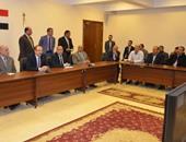 محافظ بنى سويف الجديد يجتمع بالتنفيذيين ويؤكد: سنعمل كمنظومة متكاملة