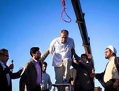 نشطاء يتبادلون صورة إعدام الشاعر العراقى أحمد النعيمى بسبب قصيدة