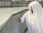 شاهد.. بكاء الشيخ السديس خلال دعاء الليلة الأولى من صلاة التراويح بالحرم المكى
