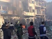 مقتل طفلين وإصابة 3 آخرين بانفجار لغم فى قرية بريف حمص بسوريا